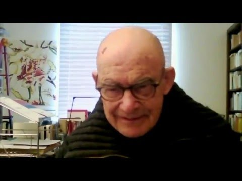 Sex and Philosophy with Jean Luc Nancy