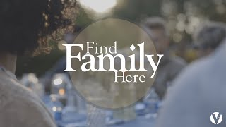 Find Family Here | Week Eight: The Honoring Family