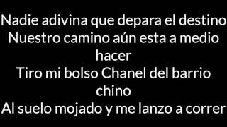 Shakira - Nada - Letra (Lyrics)