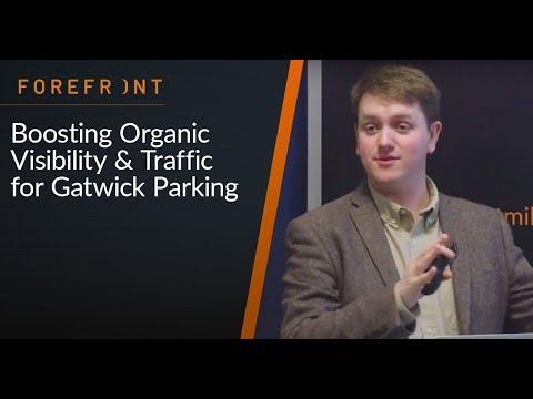 Case Study: Gatwick Parking - Boosting Organic Traffic & Revenue | Chris Philpot | RocketMill