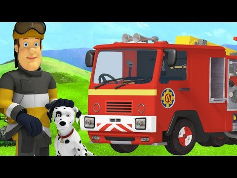 Fireman Sam New Episodes |  BEST Air Rescues Compilation - 1 HOUR  🚒 🔥 | Cartoons for Children