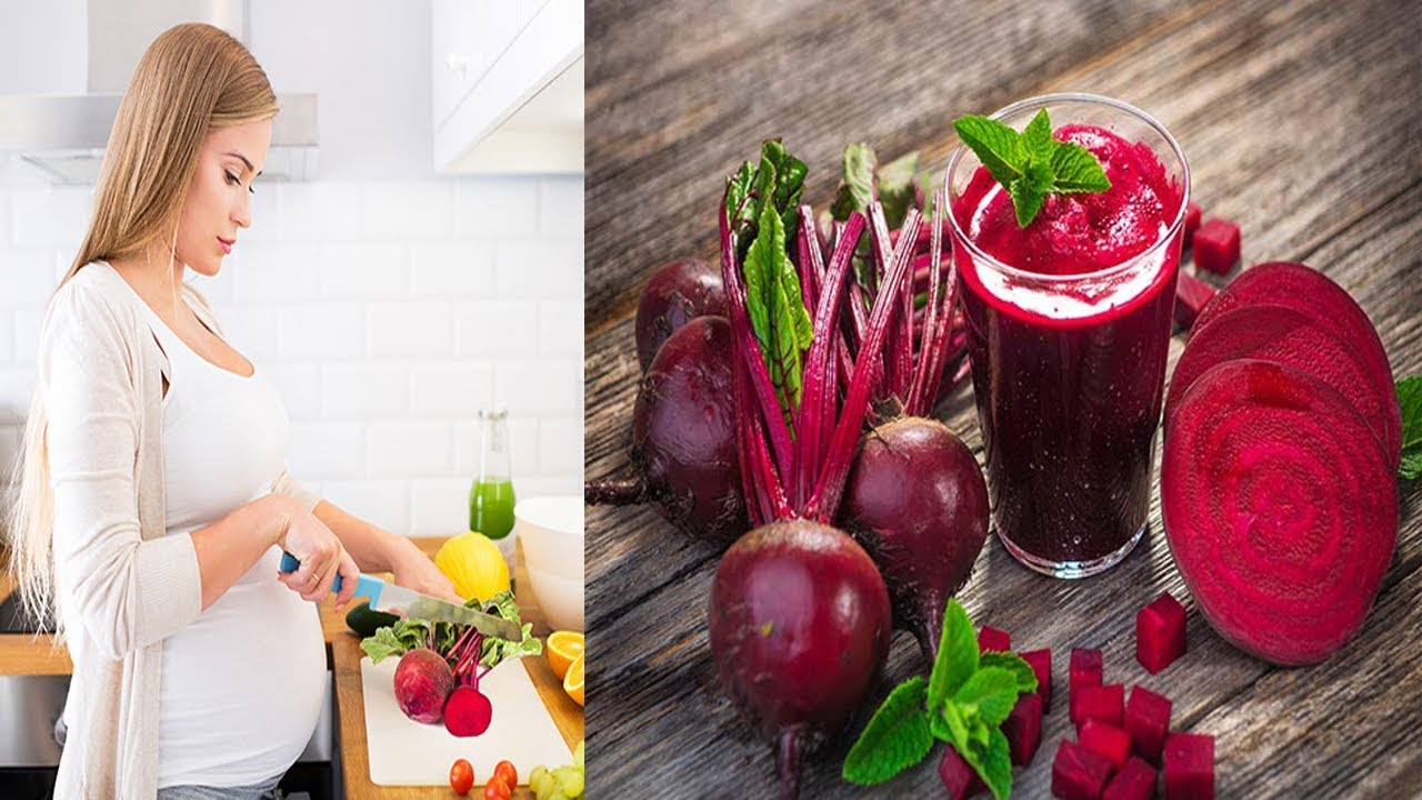 10 health benefits of eating beetroot during pregnancy - youtube