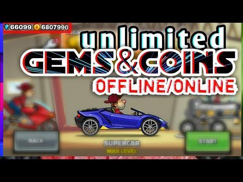 Hill Climb Racing 2 MOD APK V1.27.4, Unlimited Money&GEMS