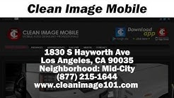 Clean Image Mobile - REVIEWS - Los Angeles, CA Mobile Auto Detailing Services Reviews