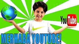 Kanalıma Hoş Geldin ! Eğlenceli Çocuk Videoları Sadonun Dünyası TV