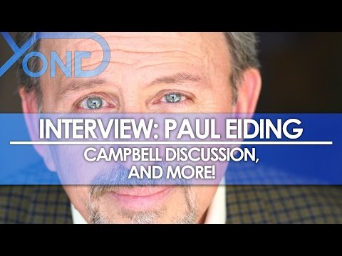 The Codec - Paul Eiding Interview: Campbell Discussion and More!