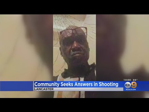 Family Demands Answers After La County Deputies Fatally Shoot Man In His Home Youtube
