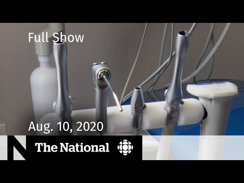 CBC News: The National   Aug. 10, 2020   Dentist charged with sexual assault continues to practice