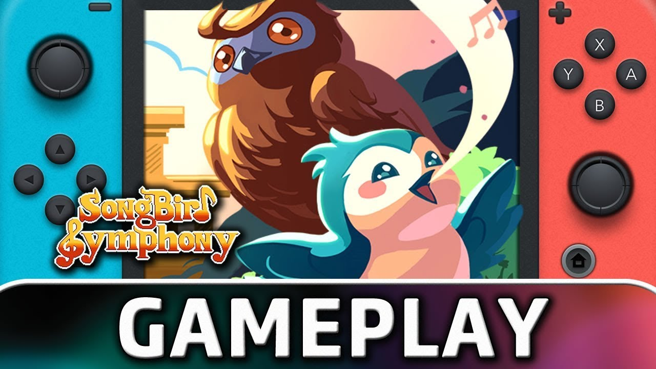 Songbird Symphony | First 10 Minutes on Nintendo Switch