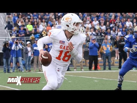 Tate Martell (Bishop Gorman, NV) - Highlights