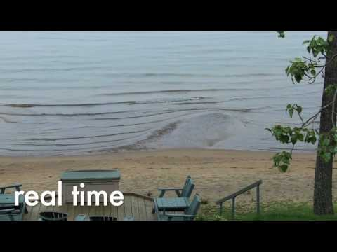 Lake Superior Mysterious Water Level Changes (seiche)