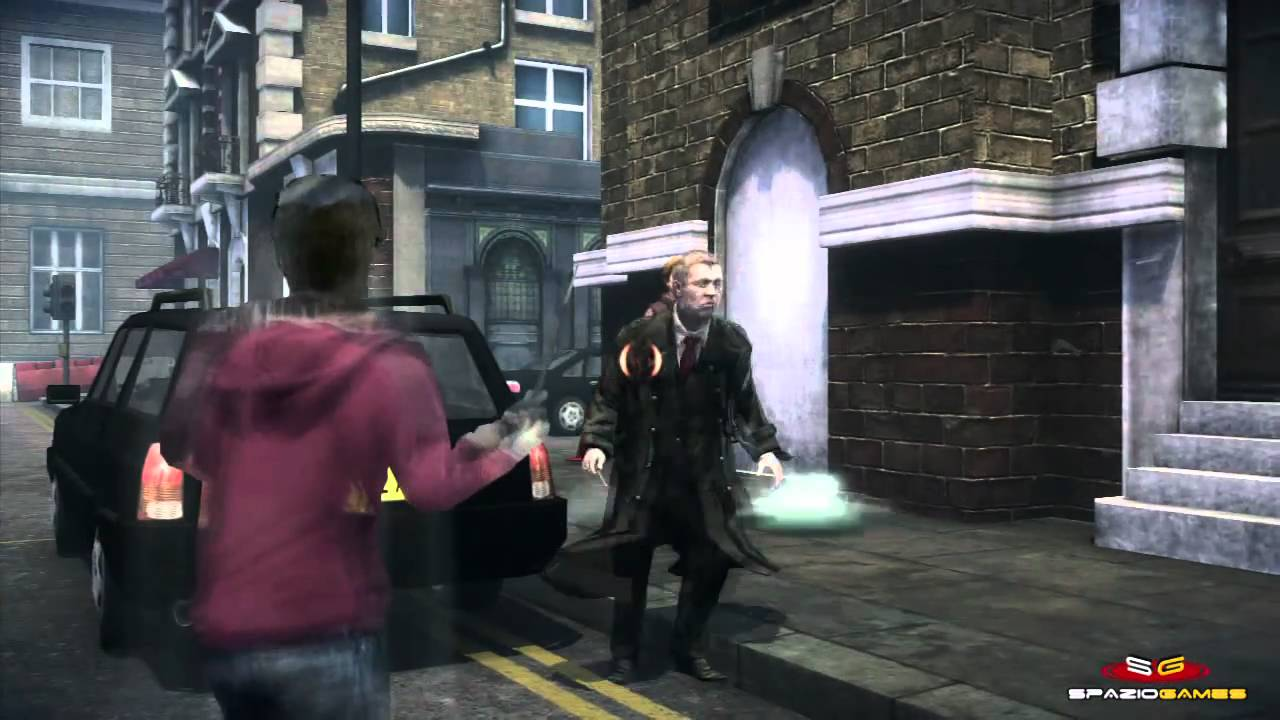 Harry Potter And Deathly Hallows Xbox 360 Ps3 Gameplay Hd Youtube
