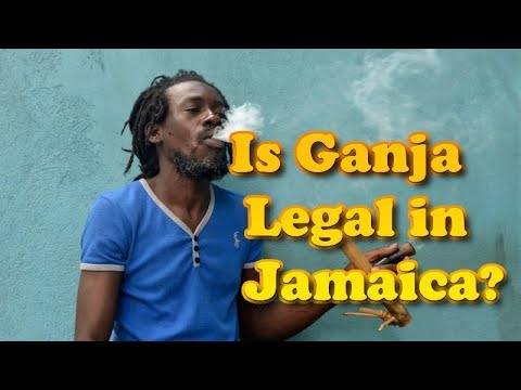 Is smoking Ganja really legal in Jamaica? | The Noble Cop