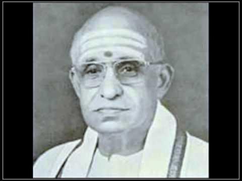 Bhogeendra sayinam – Raagam Kuntalavarali … Singer, Semmangudi Srinivasa Iyer.