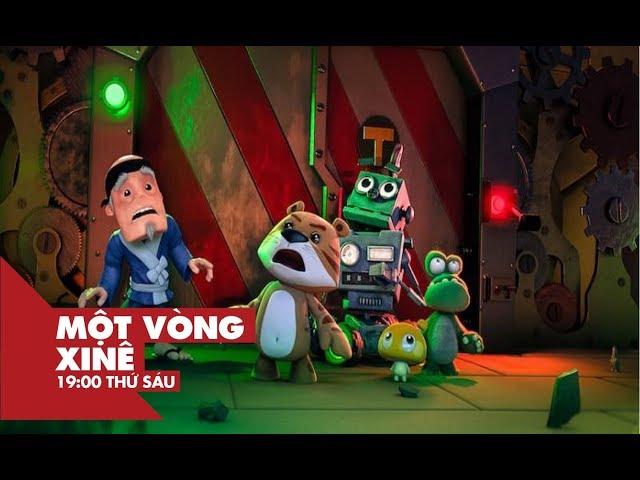 Giải Cứu Tí Nị: Bộ phim hoạt hình ý nghĩa ra rạp dịp Quốc Tế Thiếu nhi 1/6   Một Vòng Xi nê   VIEW