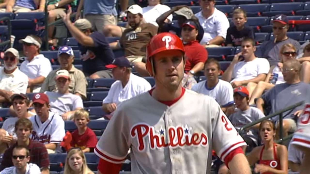 Chase Utley Hates Being Called