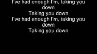 Egypt Central - Taking You Down - w/Lyrics