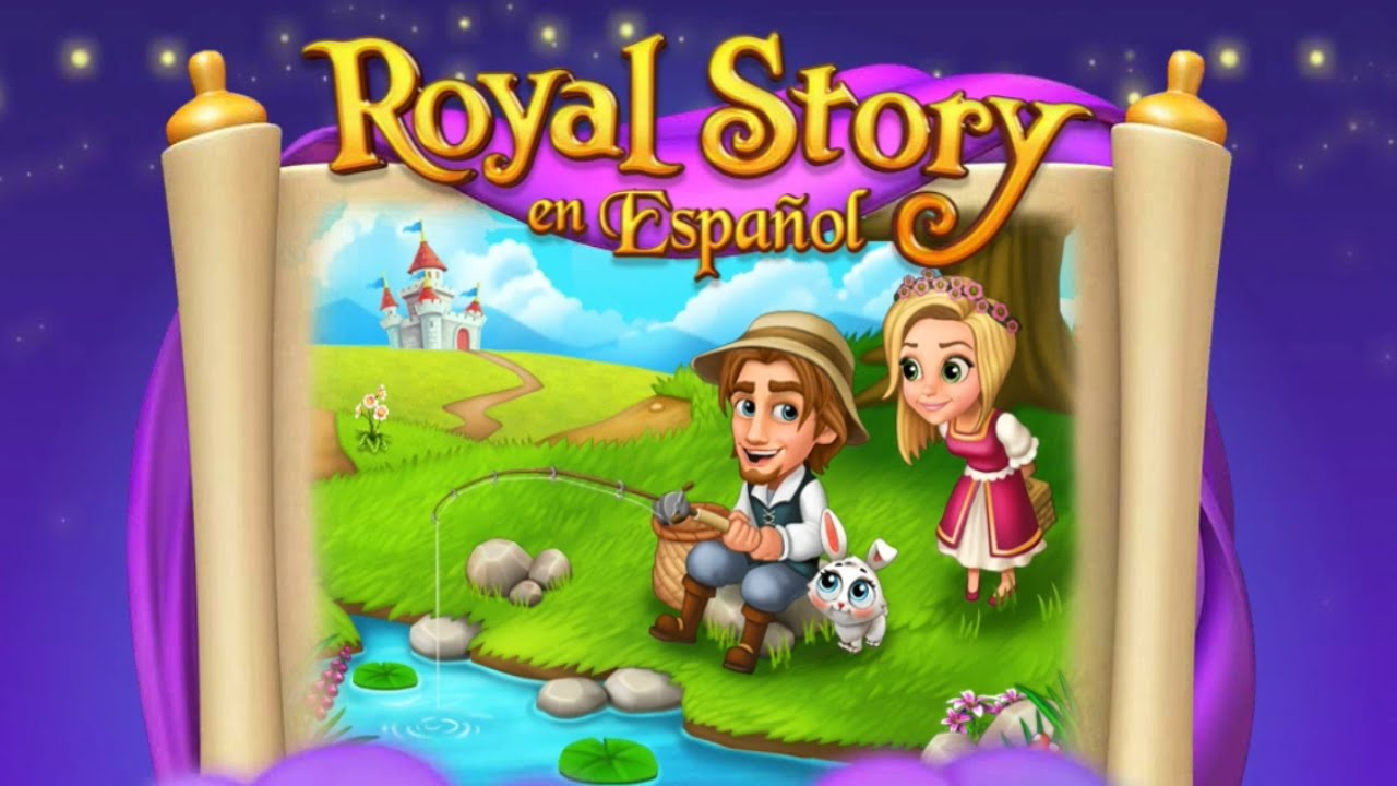 Royal Story Best Casual Game Youtube