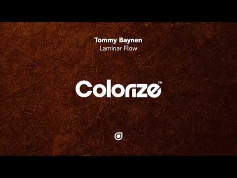 Tommy Baynen - Laminar Flow