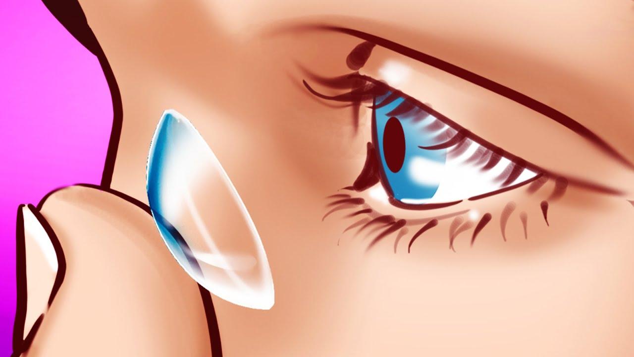 Une chose que vous ne devriez pas faire si vous portez des lentilles cornéennes + vidéo