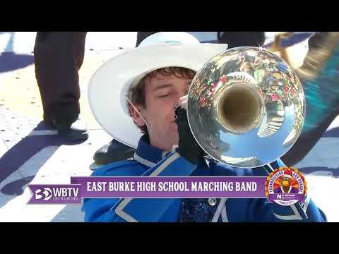 East Burke High School Marching Band