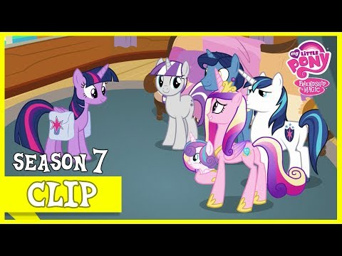 Twilight's Family Vacation (Once Upon a Zeppelin) | MLP: FiM [HD]