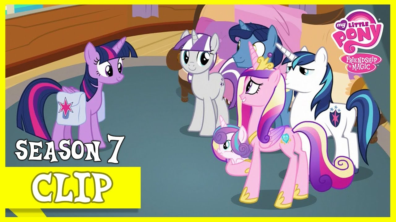 Twilight's Family Vacation (Once Upon a Zeppelin)   MLP: FiM [HD]