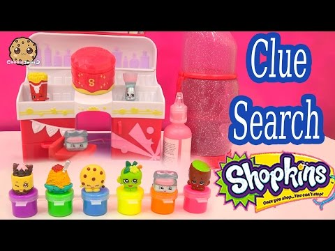 Shopkins Season 3 Talk About Mystery Edition Toys -  Play Video Cookieswirlc Part  2