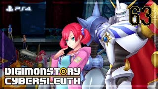 Digimon Story :  Cyber Sleuth 【PS4】 #63 │ Chapter 11 : Paradise Lost