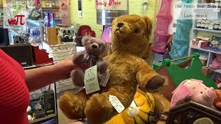 The History of the Teddy Bear