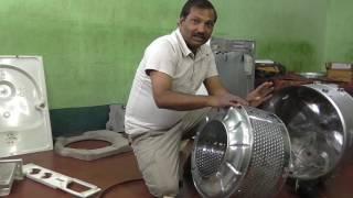 IFB EXECUTIVE PLUS Fully Automatic Washing Machine, Dismantling & Assembly