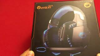 G2000 Visiontech gaming headphone review