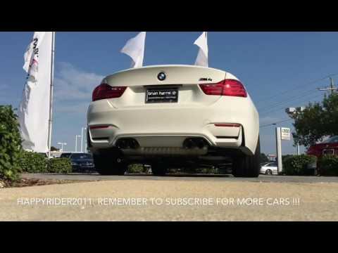 2017 Audi A4 Vs 2017 BMW M4 Review, Start Up, Exhaust, COMPARISON