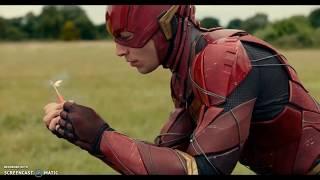 The Flash против SuperMan