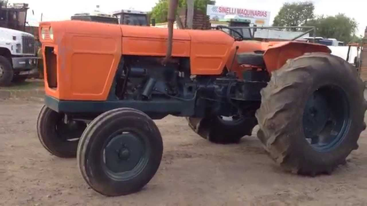 Fiat Tractor YouTube - Fiat 700