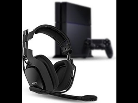 Astro a50 hook up to pc