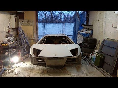 Самодельный Ламборгини Replica Lamborghini/ 11 серия. Новые запчасти.  Тормоза.