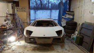видео: Самодельный Ламборгини Replica Lamborghini/ 11 серия. Новые запчасти.  Тормоза.