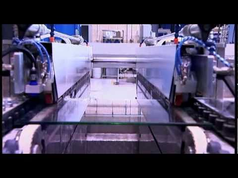 Cyfast Glass Production - Tempered Glass Cyprus.flv
