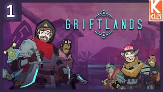 We decided to give the Griftlands Alpha, a new game from Klei Entertainment, a try. It's pretty EPIC!