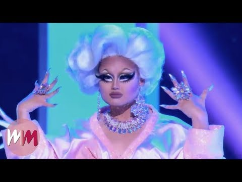 Top 10 Moments from RuPaul's Drag Race Season 8