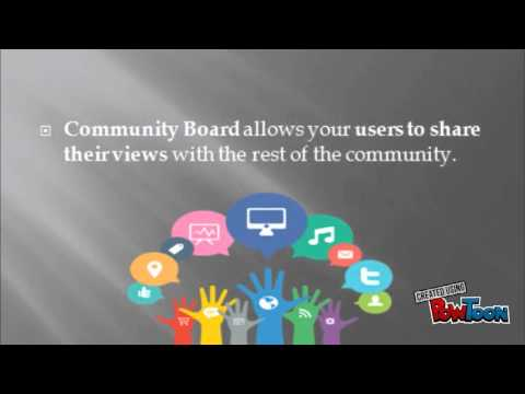 wordpress community plugin community board youtube. Black Bedroom Furniture Sets. Home Design Ideas