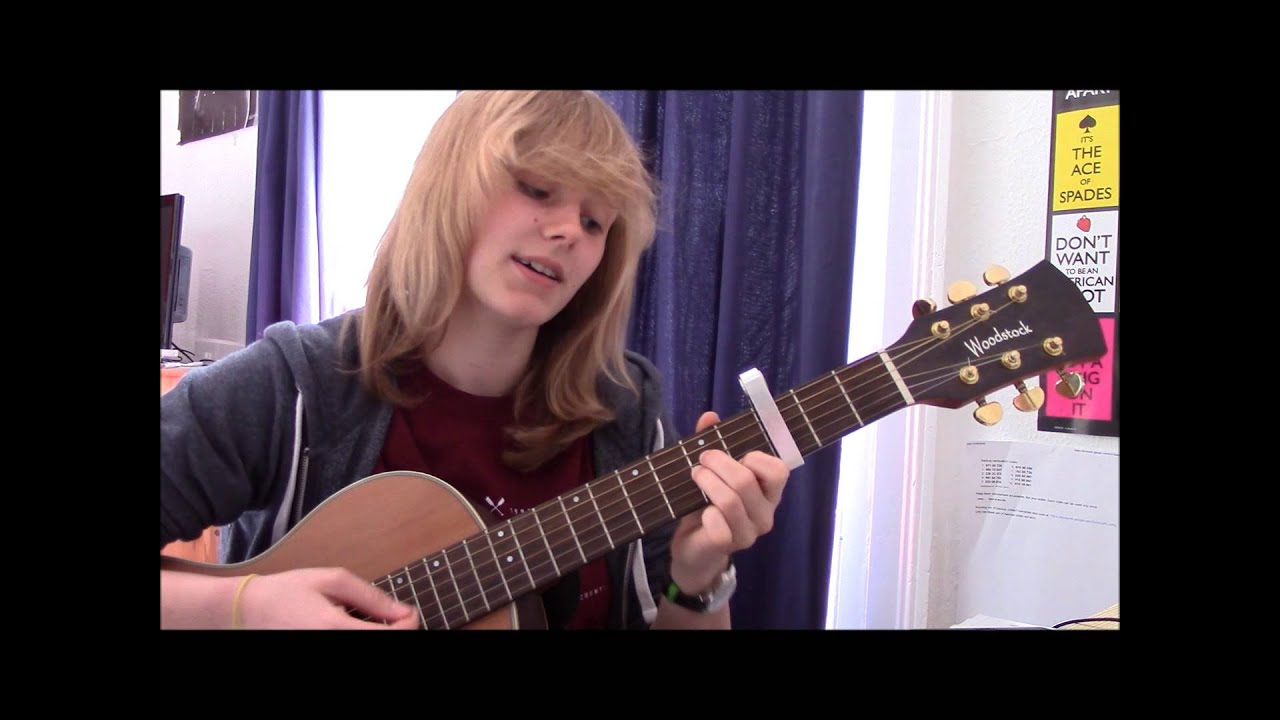 How To Play Do You Want To Build A Snowman Frozen Acoustic Guitar