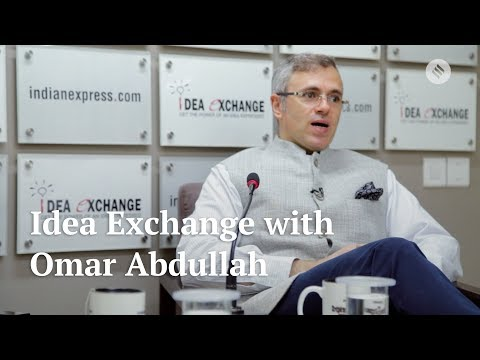 Idea Exchange | Centre's lack of clarity on J&K is worrying, Former J&K CM Omar Abdullah