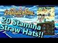 Hardest Dungeon 20 Stamina Straw Hats Pt 2 One Piece Treasure Cruise mp3