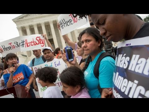 Supreme Court deals blow to Obama on immigration