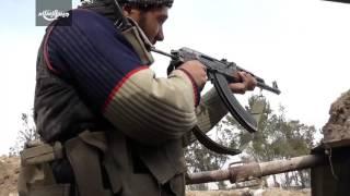 الثوار يستعيدون نقاط في منطقة حوش نصري بالغوطة الشرقية