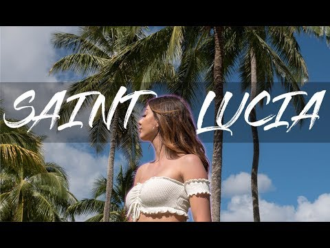 SAINT LUCIA IN 3 MINUTES - TRAVEL VIDEO - CARIBBEAN PARADISE