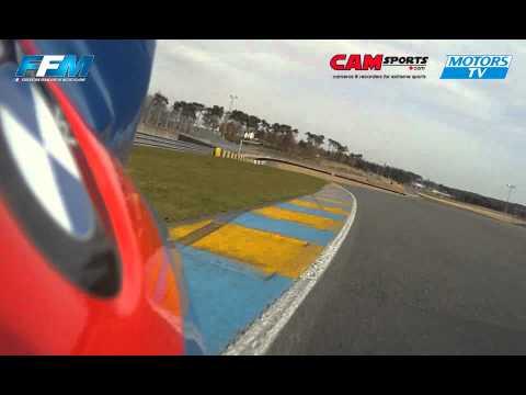 Caméra embarquée - Le Mans - Erwan Nigon