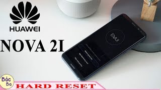 HOW TO HARD RESET HUAWEI  NOVA 2I | REMOVE PATTERN , PIN, PASSWORD LOCK